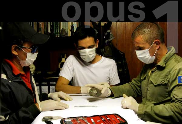 Alien Project Opus 1 - Là où tout commence
