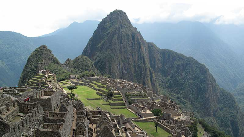 Machu Picchu La controverse