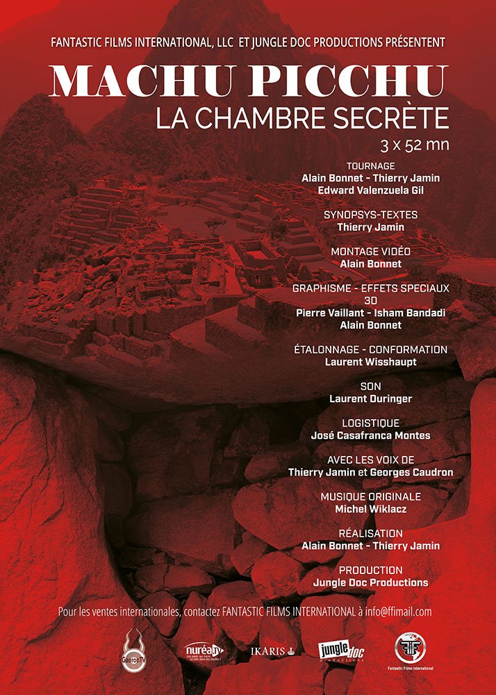 Machu Picchu - La chambre secrète