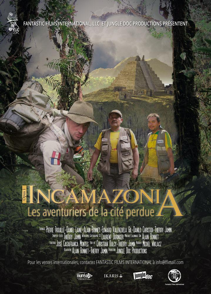 Incamazonia 1 - Les aventuriers de la cité perdue