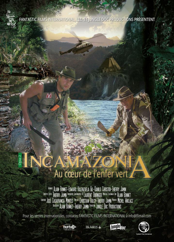 Incamazonia 2 - Au cœur de l'enfer vert