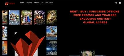 Fantastic Entertainment sur le web